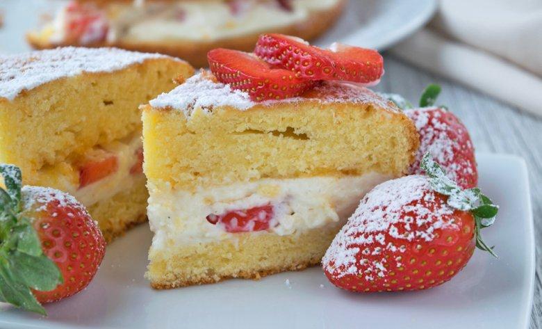 Sahnekuchen