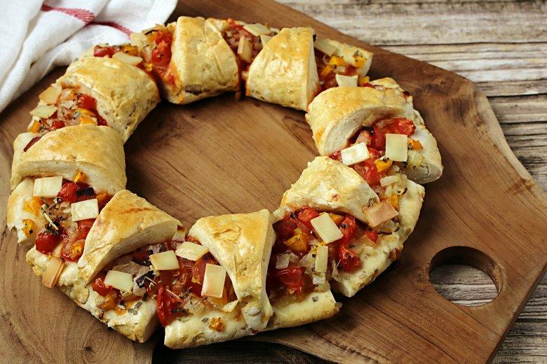 Italienischer Pizzaring