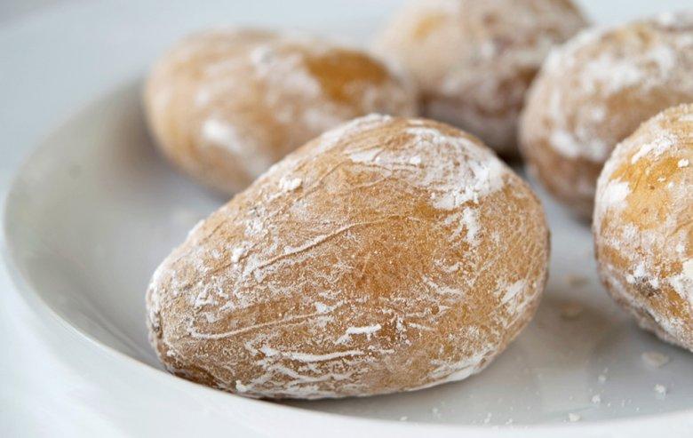 Papas Arrugadas (Salz-Schrumpelkartoffeln)