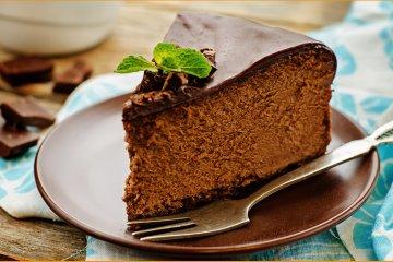 Saftiger Kakaokuchen