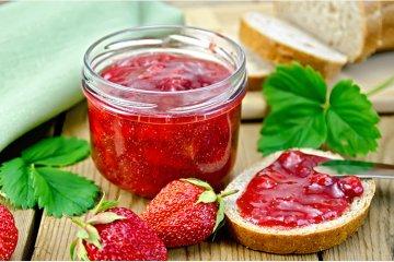 Erdbeer-Orangen-Marmelade