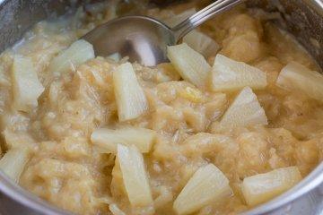 Festliches Sauerkraut