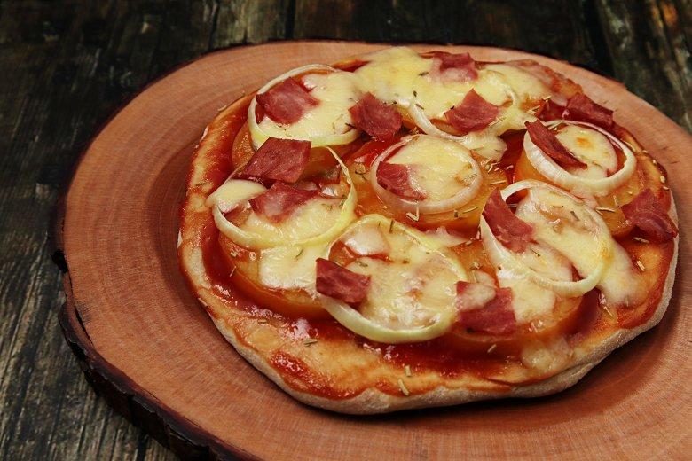 Kartoffelteig für Pizza