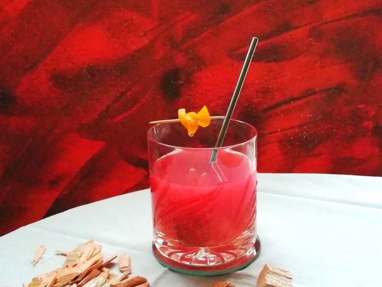 Campari Caribbean Cocktail