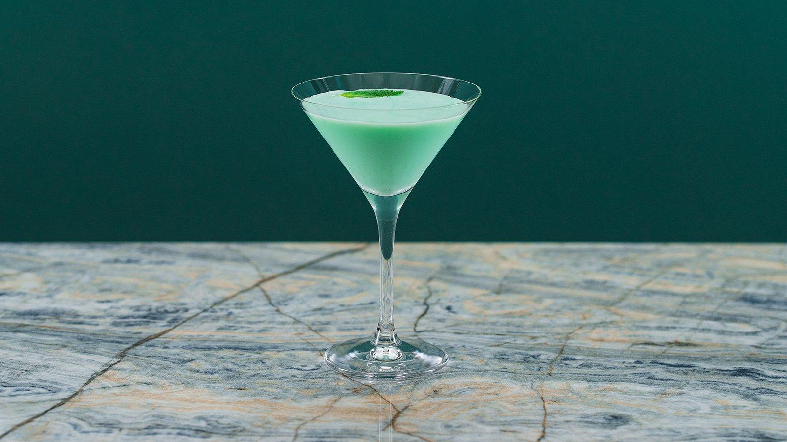 Grasshopper Cocktail Rezept Gutekueche De