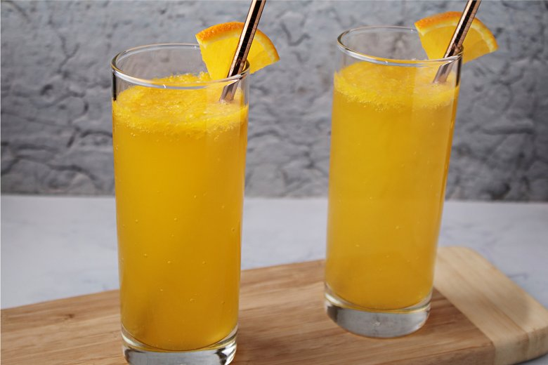 Mandarinen-Cocktail