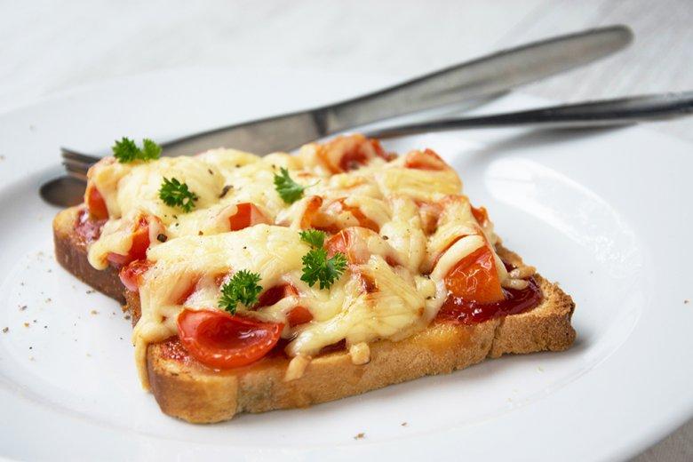 Tomatentoast