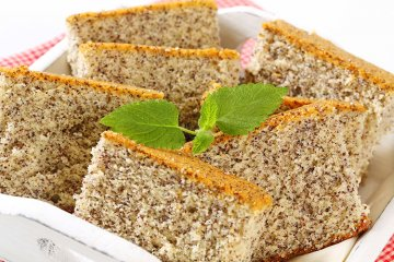 Einfacher Mohnkuchen