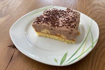 Bananen-Sahne-Torte