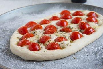 Tomatenfladen