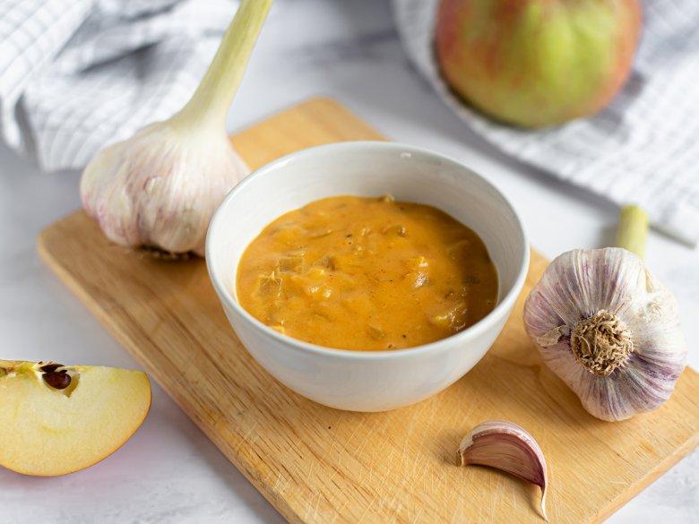 Curry-Kokos-Sauce