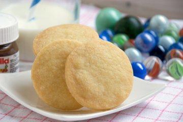 Zartschmelzende Vanilla-Cookies