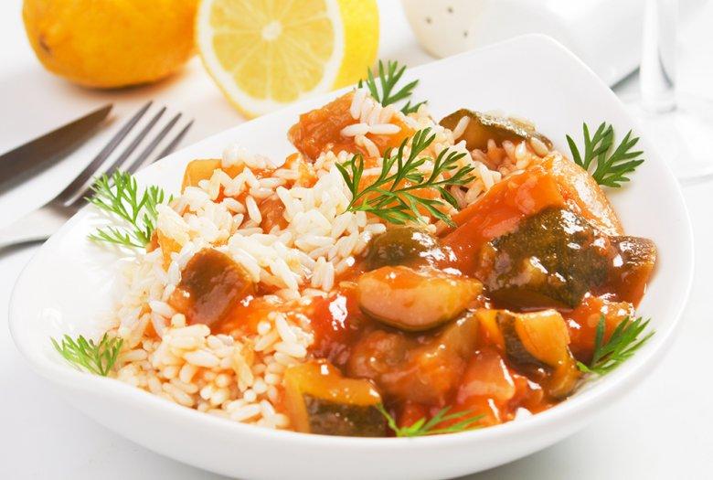 Veggie Thai-Curry