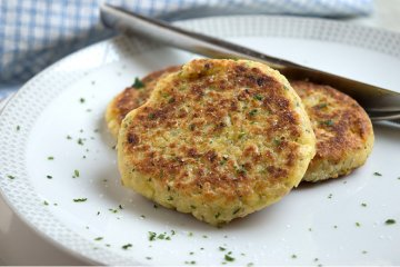 Kartoffel-Kräuter-Taler