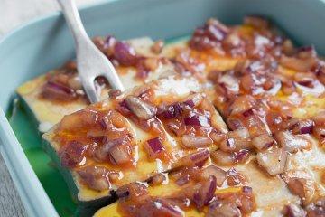 Pikant marinierter Tofu