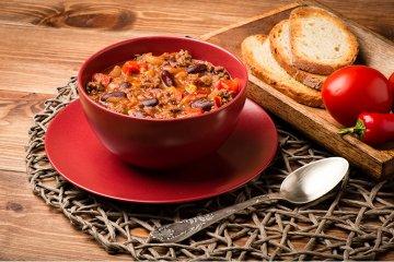 Chili con Carne würzig und scharf