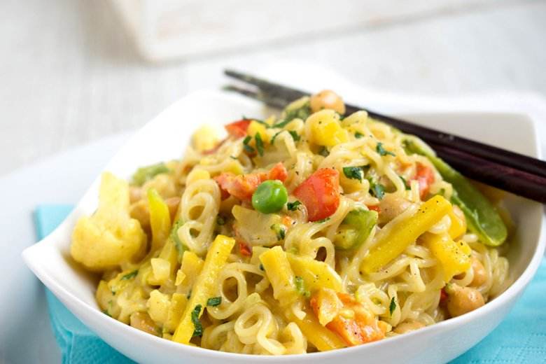 Turbo Veggie Curry