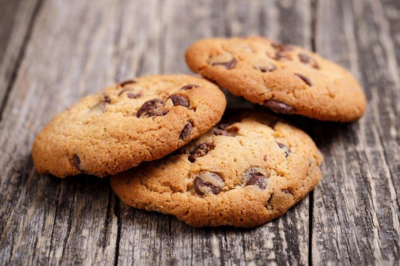 Glutenfreie Schokoladen-Kekse