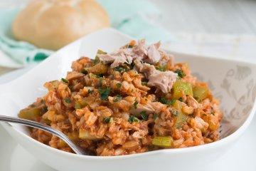 Thunfisch-Reis