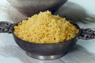 Couscous Grundrezept