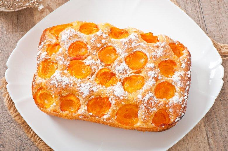 Ruckzuck-Aprikosenkuchen
