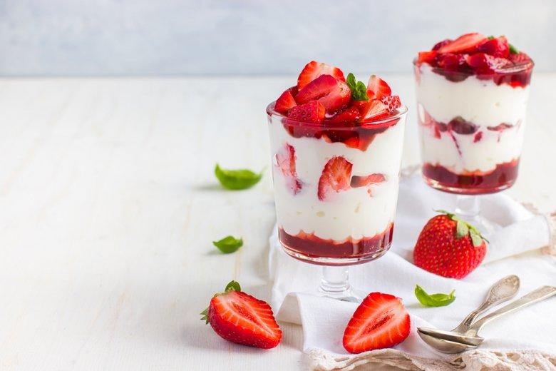 Fruchtiger Erdbeer-Schoko-Traum