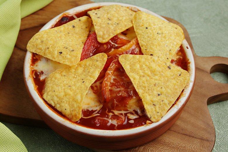 Putenschnitzel Mexico