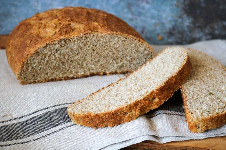 Rosmarin-Dinkel-Brot