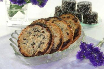 Dänische Haferflocken-Kekse