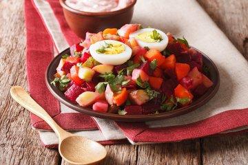 Rosolli Salat