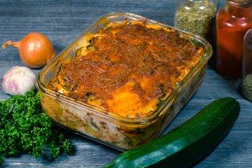 Low Carb-Lasagne