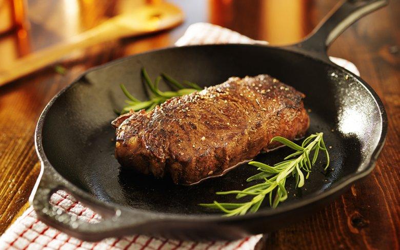 New Yorker Strip Steak