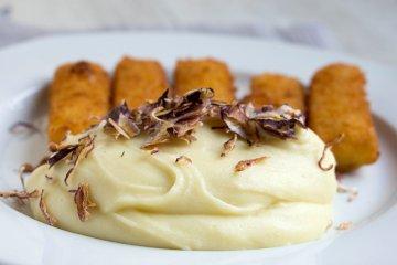Pastinaken-Kokos-Püree