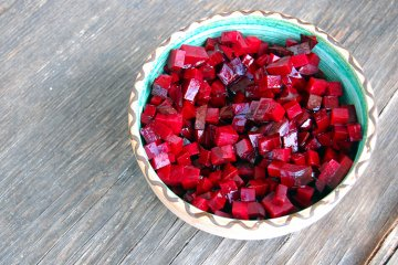 Russischer Rote Bete Salat