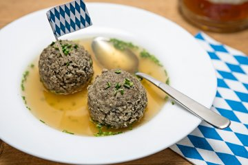 Bayerische Leberknödel