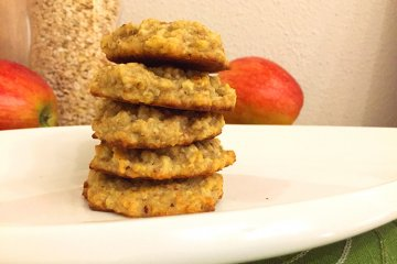 Apfelcookies