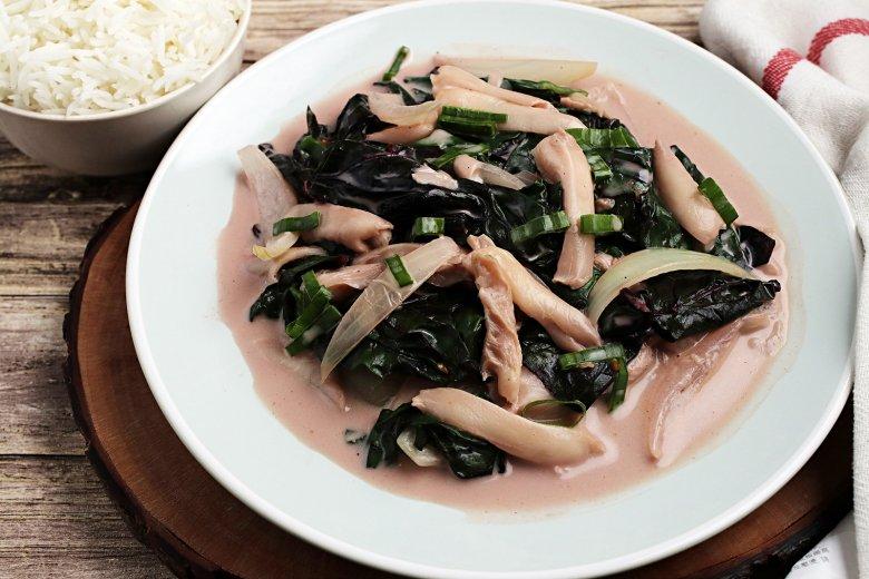 Austernpilz-Gemüse-Pfanne