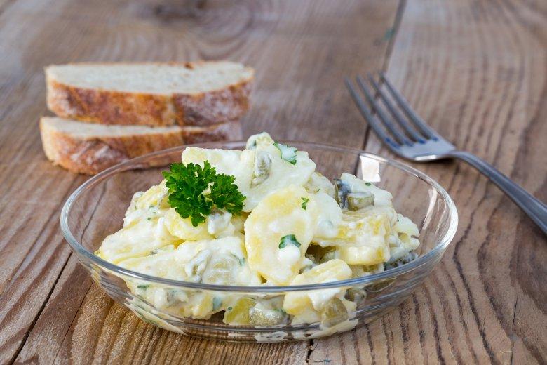 Thüringer Kartoffelsalat
