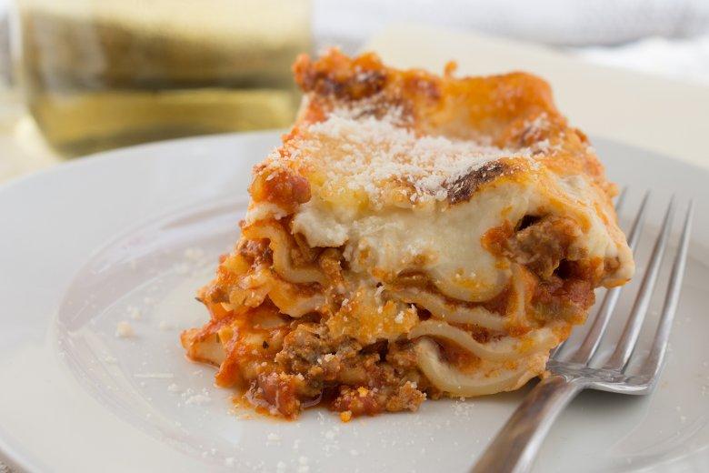 Lasagne Bella Italia