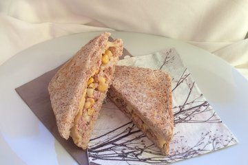 Thunfisch-Käse-Pausenhit