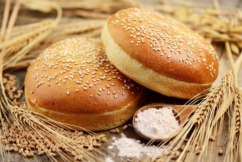 Hamburgerbrötchen selber machen