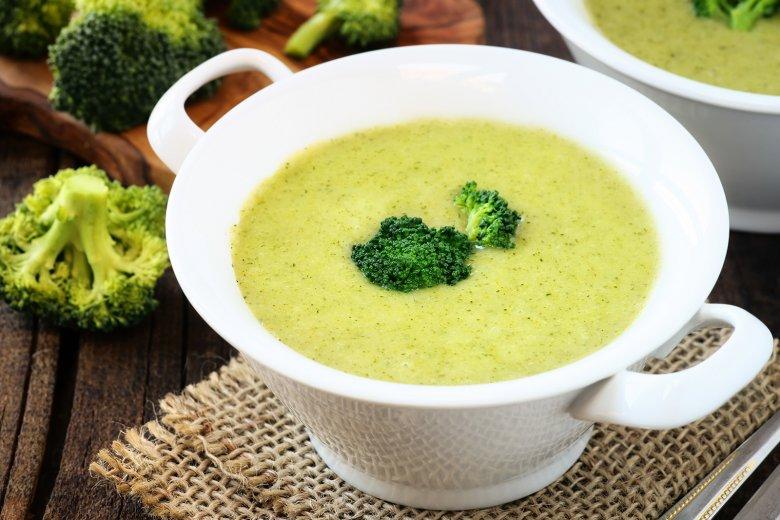 Brokkolicremesuppe