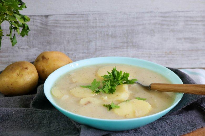 Saure Kartoffelrädle