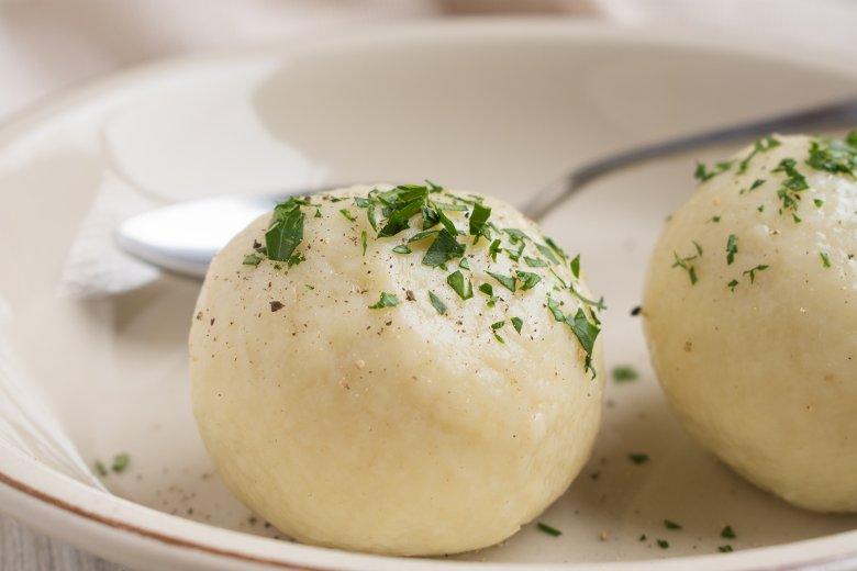 Thüringer Kartoffelklöße