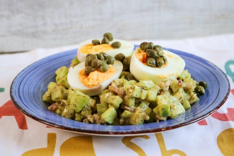 Gurkentatar-Salat