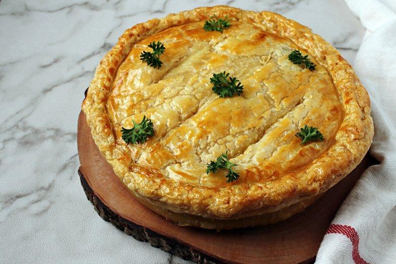 Chicken-Pie nach Omas Art