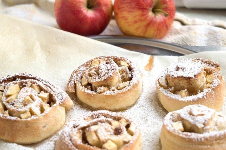 Pfälzer Apfelschnecken