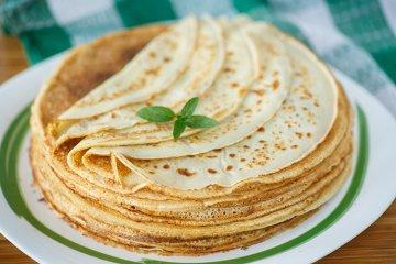 Pfannkuchen nach Omas Art