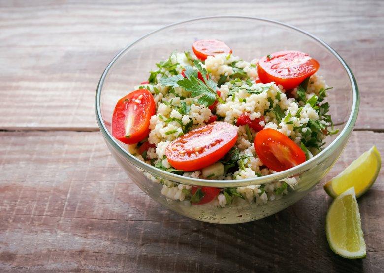 Schneller Couscous Salat