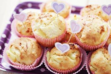 Kokos-Ananas-Muffins